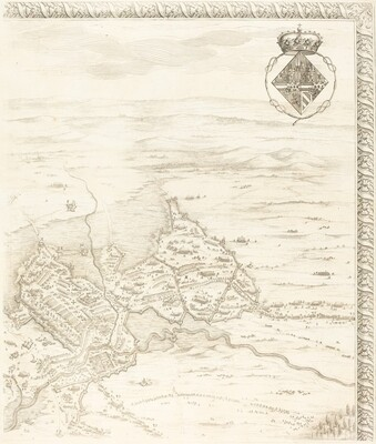 The Siege of Breda [plate 3 of 6]