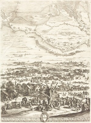 The Siege of Breda [plate 5 of 6]