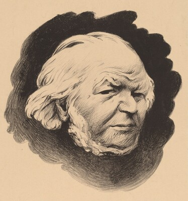 Henri Daumier (Honore Daumier)