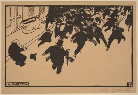 La Manifestation (The Demonstration)