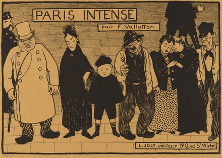 Frontispiece from Paris Intense