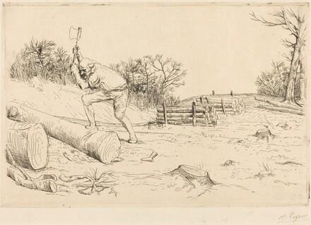 Woodcutter (Le bucheron)