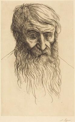 Head of a Philosopher (Tete de philosophe)