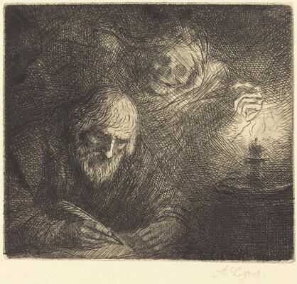 Death and the Philosopher (La mort et le philosophe)