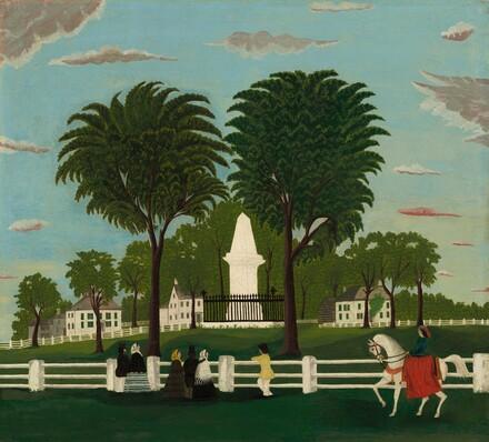 Lexington Battle Monument