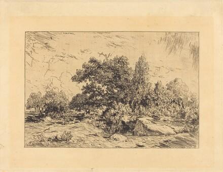 Vue du Plateau de Bellecroix