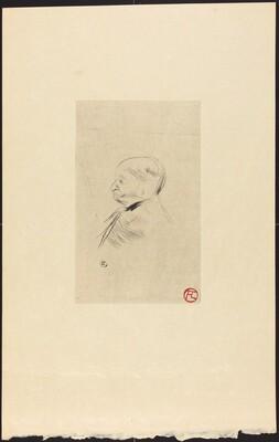 Portrait of M. X (Portrait de M. X)
