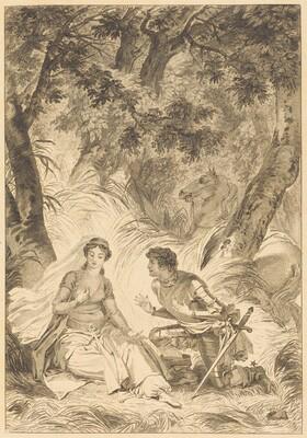 La fiancee du roi de Garbe: La chevalier