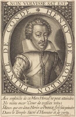 Henry de Bourbon, Prince de Conde