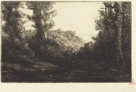 Edge of a Wood (Lisiere de bois)