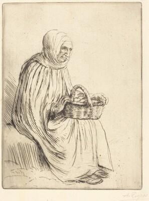 Woman of the Marketplace (Femme du marche)