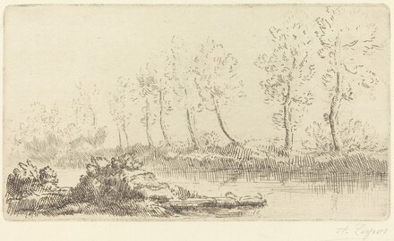 Banks of the Adour (Bord de l'Adour)