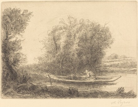 Bend in the River (Un coin de riviere)