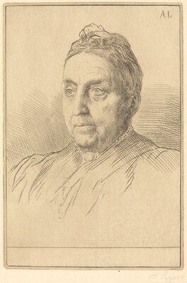 Mme. Kemp, 4th plate