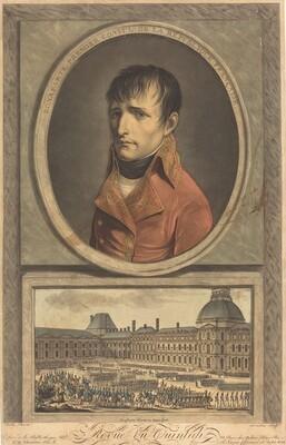 Bonaparte Premier Consul de la Republique Francaise