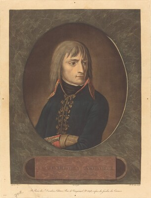 Napoleon as General of the Italian Army