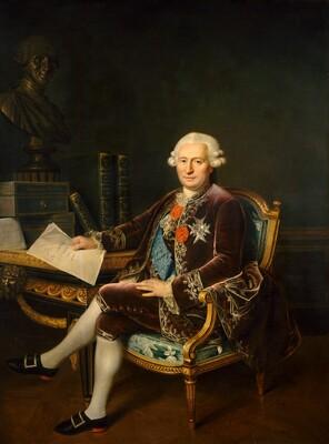 The Marquis d'Ossun