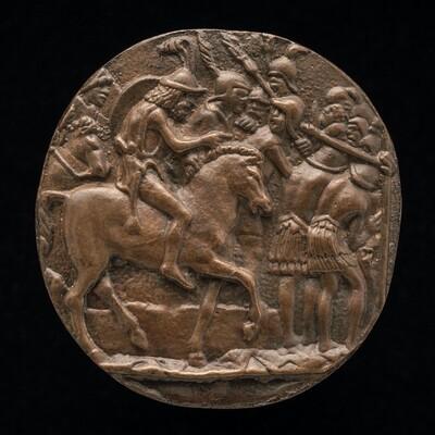 Romans Passing Under the Yoke