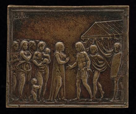Coriolanus and the Women of Rome