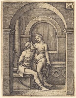 Simon and His Daughter (Cimon and Pero)