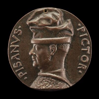Antonio Pisano, called Pisanello, the Painter and Medallist [obverse]