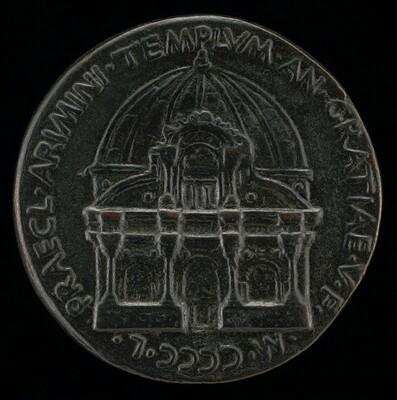 San Francesco at Rimini [reverse]