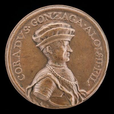 Corrado Gonzaga, 1268-1360, Captain of Mantua