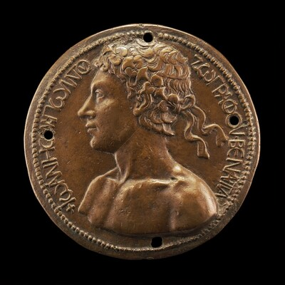 Self-Portrait [obverse]