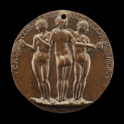 The Three Graces [reverse]