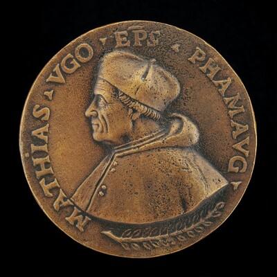Mattia Ugoni, Bishop of Famagusta 1504 [obverse]