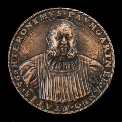 Hieronymus Paumgartner, 1498-1565, Patrician of Nuremberg [obverse]