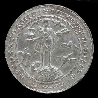 Allegory of Liberality [reverse]