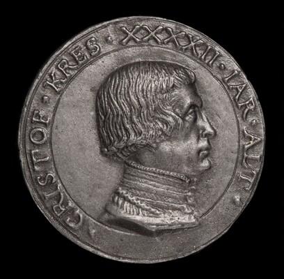 Christoph Kress von Kressenstein,1484-1535, Patrician and Diplomat [obverse]