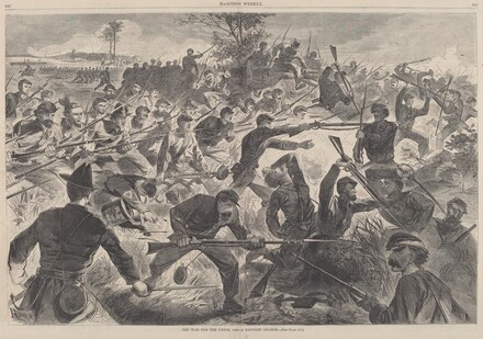 The War for the Union, 1862 - A Bayonet Charge