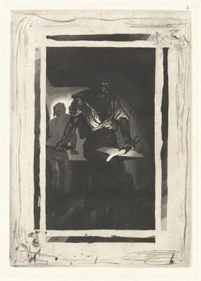 A Blacksmith (Un forgeron)