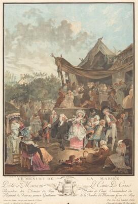 Le Menuet de la mariée (The Bride's Minuet)
