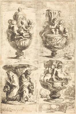 Four Vases (Les quatres vases)