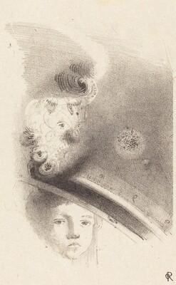 Tete d'Enfant (Head of a Child)