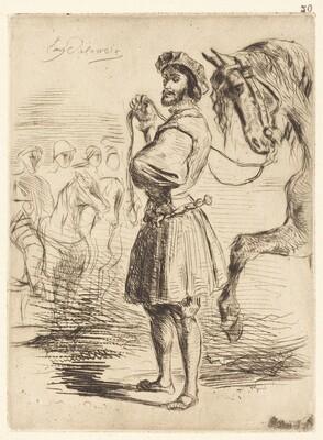 A Lord from the Period of Francis I (Un Seigneur de temps de François Ier)