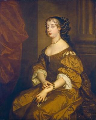 Barbara Villiers, Duchess of Cleveland