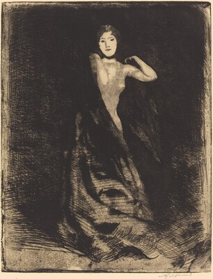 La Femme (frontispiece)