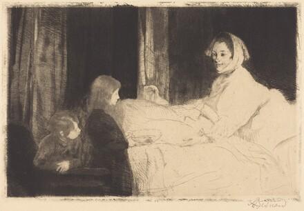 The Sick Mother (La mère malade)