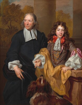Portrait of a Young Man and His Tutor
