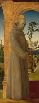 Saint Bernardino of Siena