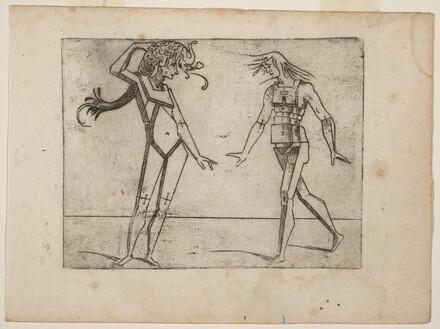 From Bizzarie di varie Figure