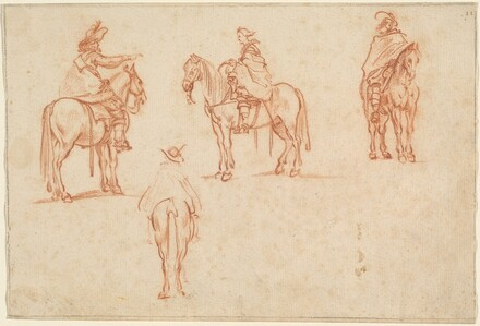 Study of Four Horsemen