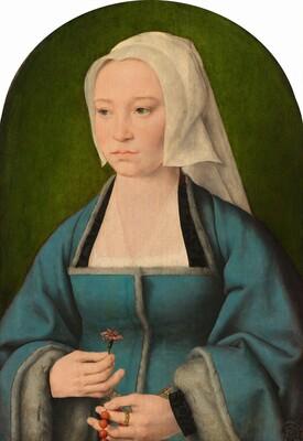 Margaretha Boghe, Wife of Joris Vezeleer