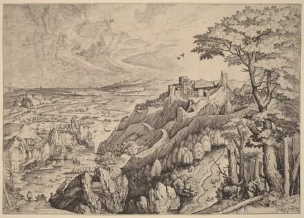 S. Hieronymus in Deserto (Saint Jerome in the Desert)