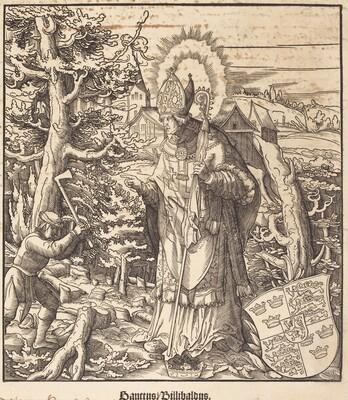 Saint Willibaldus