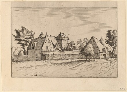 Farms in a Court